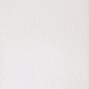 50105W TOPOGRAPH Snowdrift 05 Fabricut Wallpaper