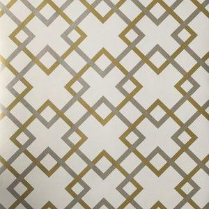 50174W CARREFOURS Metallic Duo 05 Fabricut Wallpaper