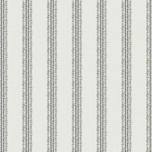 ENZYME STRIPE Graphite Fabricut Fabric