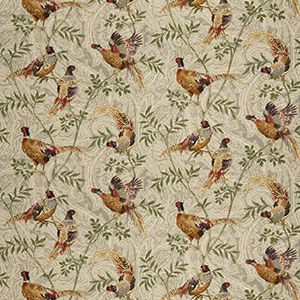 PHEASANT Autumn Fabricut Fabric