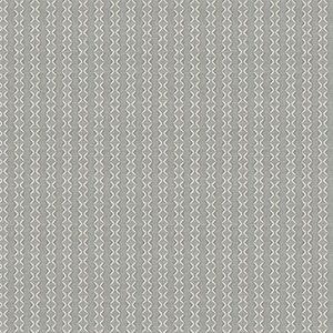 DISC STRIPE Silver Fabricut Fabric