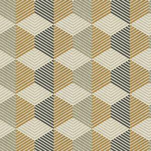 NAISH GEO Harvest Fabricut Fabric