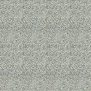 FELINAE SPOTS Slate Fabricut Fabric