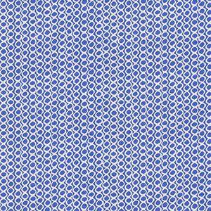 9468501 ROLLER COASTER Blue Fabricut Fabric