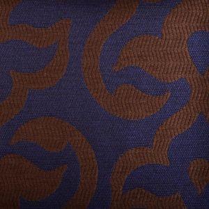 15450-108 MALI Blue Brown Duralee Fabric