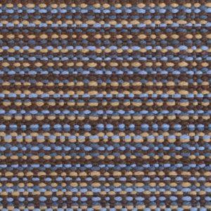 15456-108 SOOSI Blue Brown Duralee Fabric