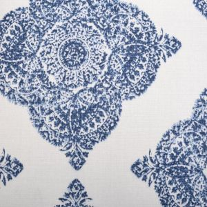 21038-193 MANI Indigo Duralee Fabric