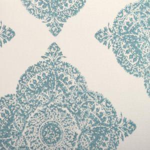 21038-19 MANI Aqua Duralee Fabric
