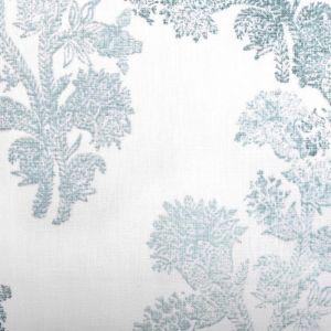 21039-19 PUSHPA Aqua Duralee Fabric