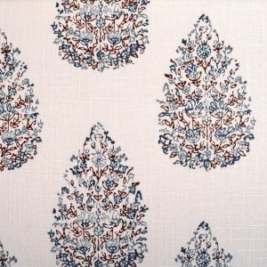 21040-193 KEDARA Indigo Duralee Fabric