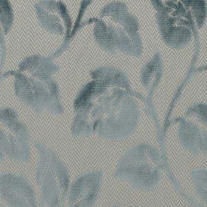 BV16390-619 TONGEREN VELVET Seaglass Duralee Fabric