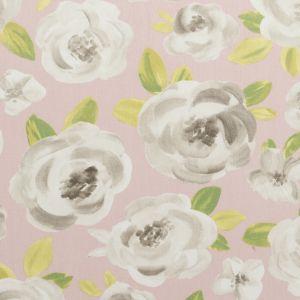F0590-3 ELODIE Sorbet Clarke & Clarke Fabric
