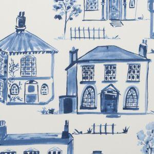 F0592-3 MAISON Delft Clarke & Clarke Fabric