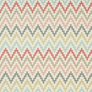 F0996-4 KLAUDIA Pastel Clarke & Clarke Fabric
