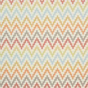 F0996-5 KLAUDIA Spice Clarke & Clarke Fabric