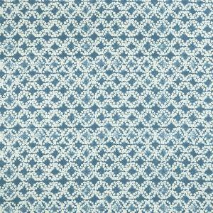 F1011-1 BATIK Aqua Clarke & Clarke Fabric