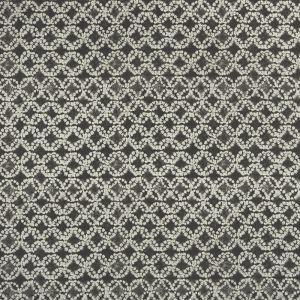 F1011-2 BATIK Charcoal Clarke & Clarke Fabric