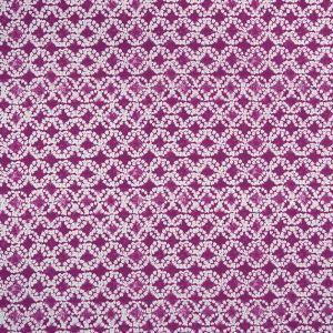 F1011-6 BATIK Raspberry Clarke & Clarke Fabric