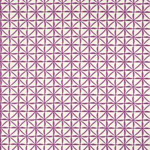F1014-6 NUSA Raspberry Clarke & Clarke Fabric