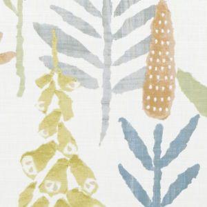 F1232-4 Pastel Clarke & Clarke Fabric