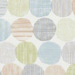 F1235-4 Pastel Clarke & Clarke Fabric