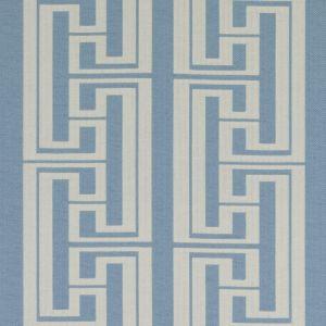 SU15882-109 HUDSON STRIPE Wedgewood Duralee Fabric