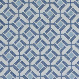 SU15883-52 BENNETT Azure Duralee Fabric
