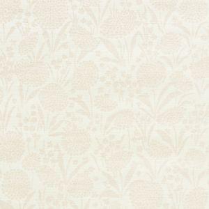 5009781 CHRYSANTHEMUM SISAL BLUSH Schumacher Wallpaper