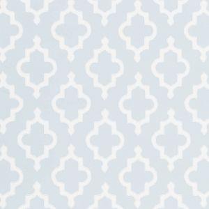5009860 JAKE Orpington Blue Schumacher Wallpaper