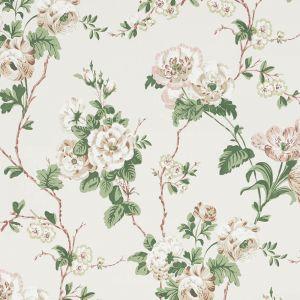 5009870 BETTY Quiet Pink Schumacher Wallpaper