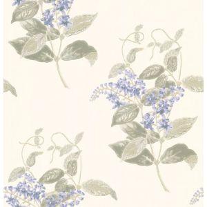 100/12057-CS MADRAS VIOLET Violet Grey Cole & Son Wallpaper