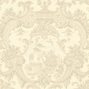100/3011-CS CHIPPENDALE CHINA Stone Cole & Son Wallpaper