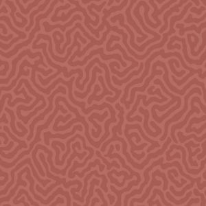 106/5076-CS CORAL Red Cole & Son Wallpaper