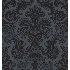 108/3013-CS PETROUCHKA Charcoal Cole & Son Wallpaper