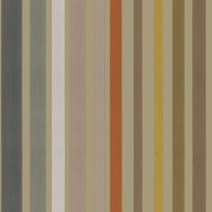 108/6030-CS CAROUSEL STRIPE Linen Cole & Son Wallpaper