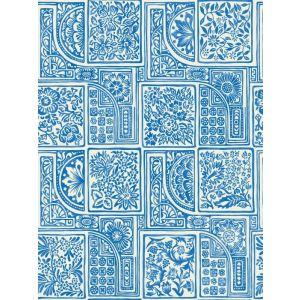 108/9045-CS BELLINI Blue White Cole & Son Wallpaper