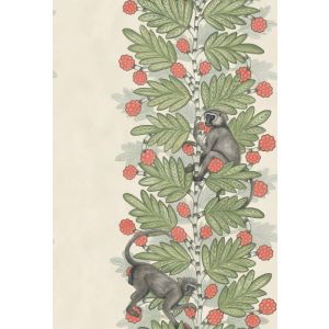 109/11051-CS ACACIA Green Coral Berries Cole & Son Wallpaper