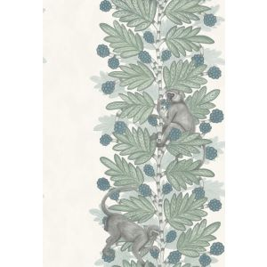 109/11052-CS ACACIA Blue Green Cole & Son Wallpaper