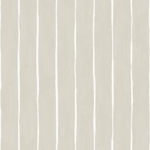110/2011-CS MARQUEE STRIPE Soft Grey Cole & Son Wallpaper