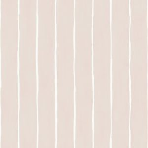 110/2012-CS MARQUEE STRIPE Soft Pink Cole & Son Wallpaper