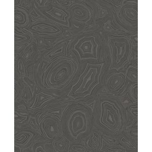 114/6012-CS MALACHITE Charcoal Silver Cole & Son Wallpaper
