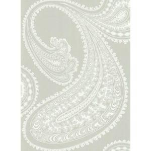 66/5036-CS RAJAPUR White Grey Cole & Son Wallpaper