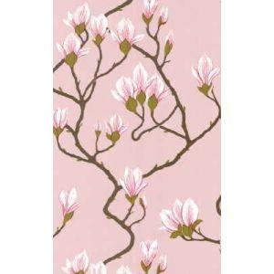 72/3009-CS MAGNOLIA Pink Cole & Son Wallpaper