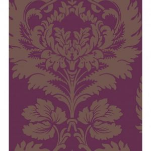 88/2009-CS HOVINGHAM Plum Cole & Son Wallpaper