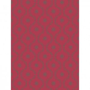 88/3015-CS CLANDON Rouge Cole & Son Wallpaper