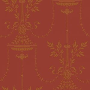 88/7029-CS DORSET Rouge Cole & Son Wallpaper