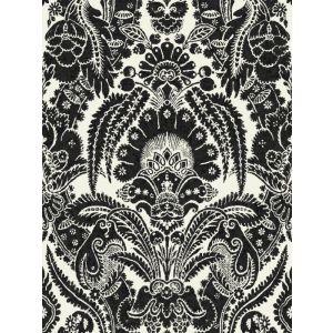 94/2010-CS CHATTERTON Black And White Cole & Son Wallpaper