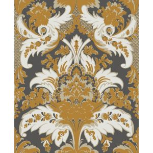 94/5027-CS ALDWYCH Black And Gold Cole & Son Wallpaper