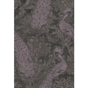 94/7040-CS BYRON Amythest And Charcoal Cole & Son Wallpaper