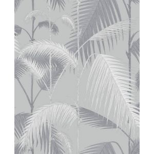 95/1007-CS PALM JUNGLE Lilac Grey Cole & Son Wallpaper